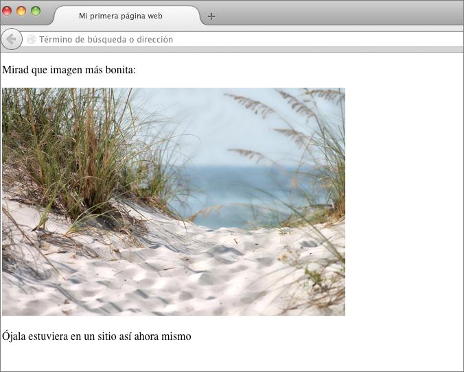 colocar imagen html