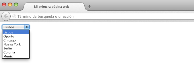 lista-desplegable-html