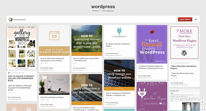 wordpress-tablero-pinterest