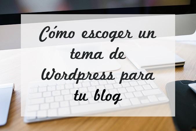El mejor tema para Wordpress