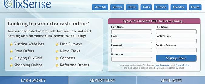 registrarse-clixsense-gratis