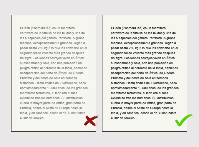 poco-contraste-diseno-web-texto