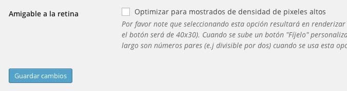 Optimizar el botón de Pinterest para pantallas retina