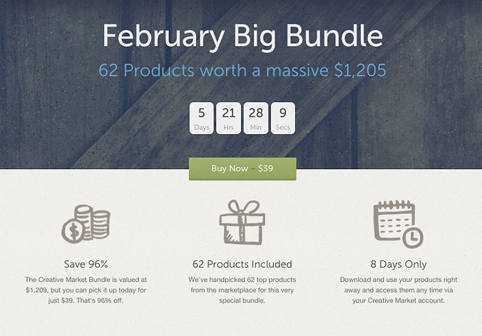 Creative Market big bundle
