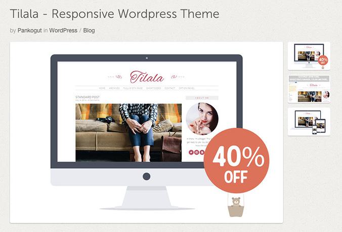 Temas de WordPress baratos